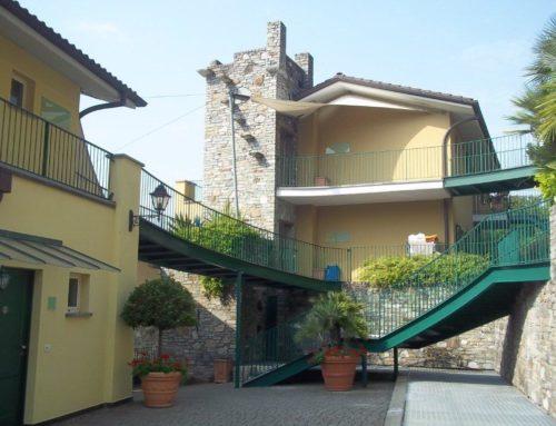 Parco S. Marco Cima di Porlezza Lugano parco