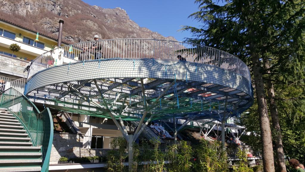 PARCO S. MARCO PASSERELLA – Porlezza – Lugano Fasana 1904 Srl