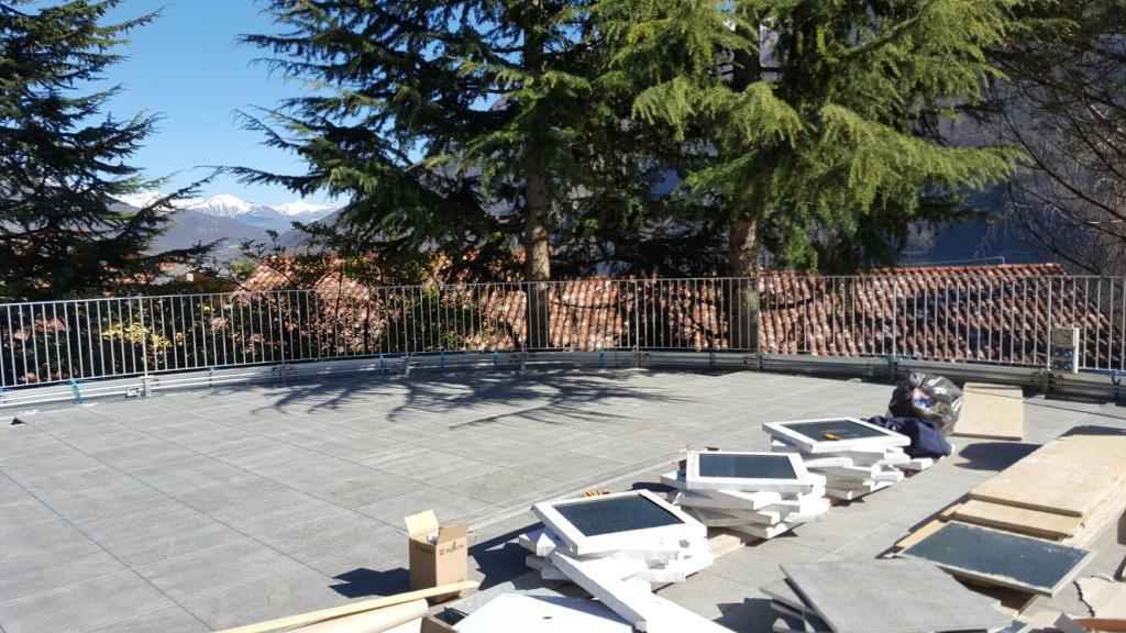 Parco S. Marco Cima di Porlezza Lugano terrazza ristorante