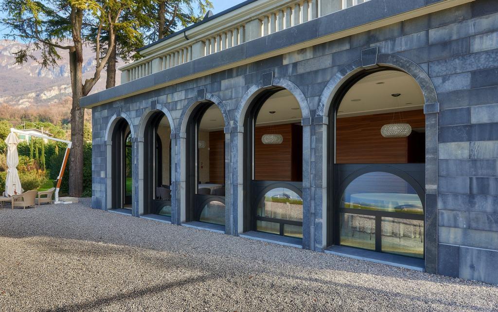 SERRAMENTI VILLA LARIO – Villa Lario – Como Fasana 1904 Srl