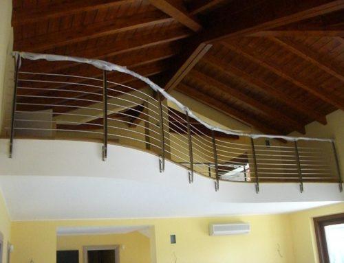 Parapetti per interno ed esterno moderni – Carimate