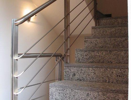 Parapetti per interno ed esterno moderni – Maslianico