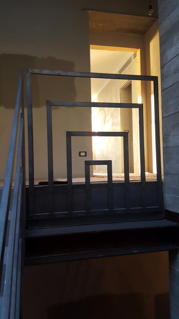 Parapetti per interno ed esterno moderni - Pognana Lario - Fasana 1904 Cernobbio
