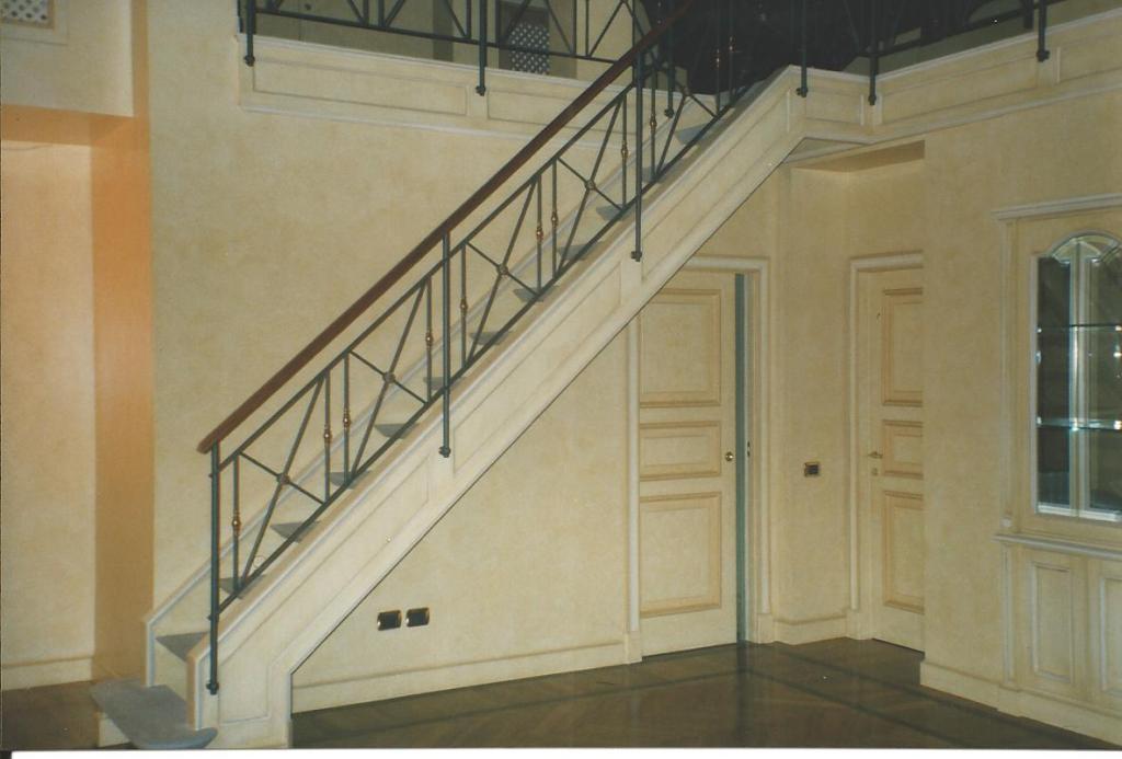 Parapetti per interno ed esterno - Fasana 1904 Cernobbio