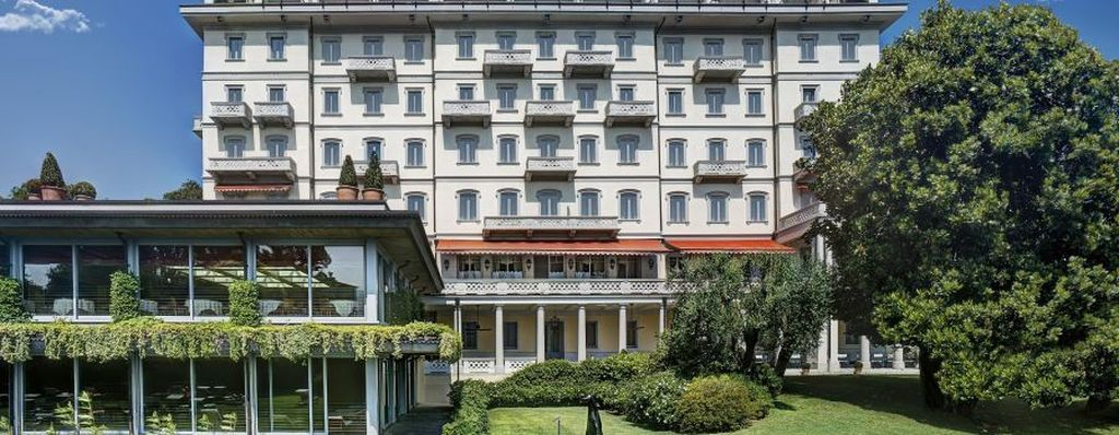 Serramenti - Grand Hotel Majestic di Pallanza sul Lago Maggiore